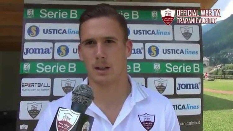 Andrea Fulignati Intervista a Andrea Fulignati neo portiere del Trapani