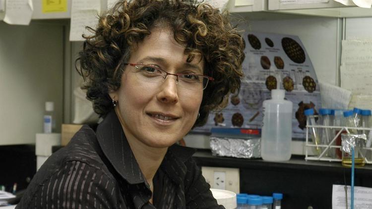 Andrea Gamarnik Andrea Gamarnik quotLa mujer en la ciencia es argentinaquot