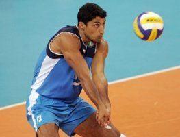 Andrea Giani Andrea Giani A sky blue tale World Volleyball VoleybolunSesi