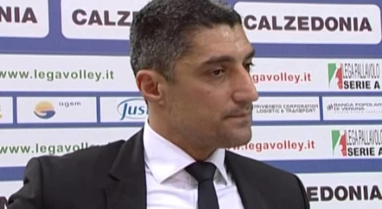 Andrea Giani Classify legend Italian voleyball player Andrea Giani