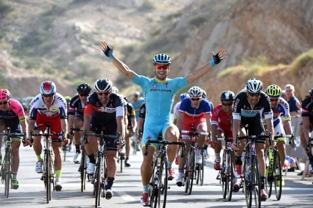 Andrea Guardini Andrea Guardini wins Tour of Oman opening stage Cycling Weekly