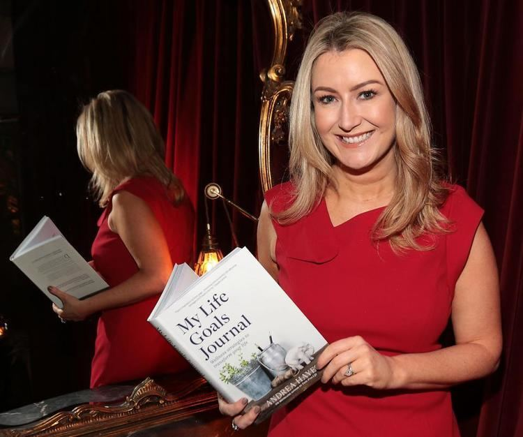 Andrea Hayes Crowds turn out for launch of Andrea Hayes second book My Life