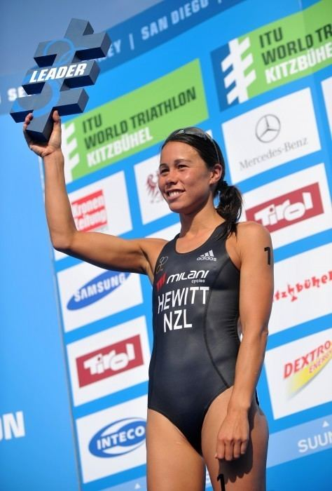 Andrea Hewitt Triathlonorg