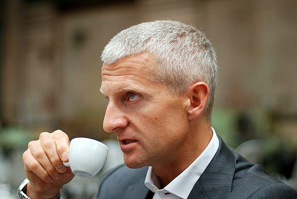 Andrea Illy Illycoffee