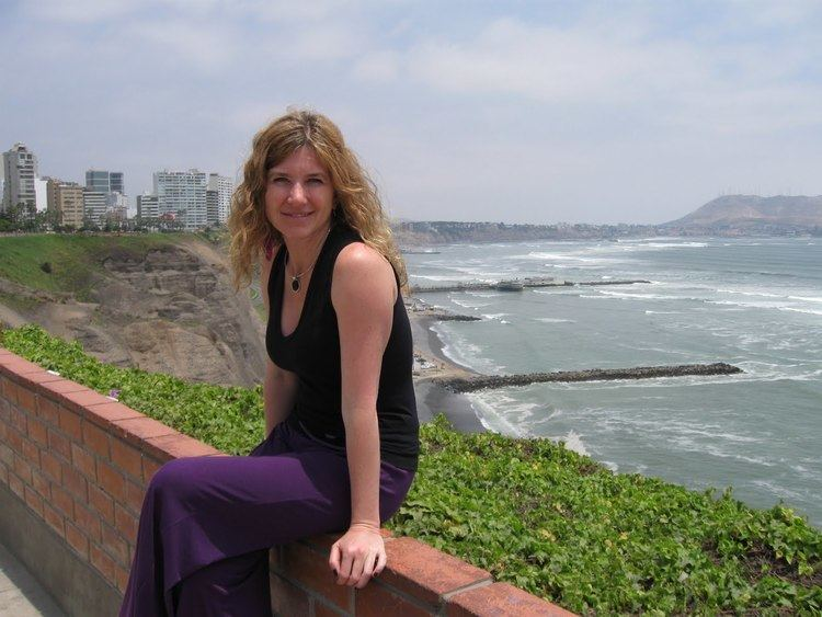 Andrea Jeftanovic Entrevistas desde Lima Andrea Jeftanovic