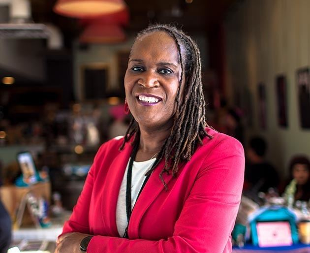 Andrea Jenkins Andrea Jenkins to seek open Ward 8 seat Southwest Journal