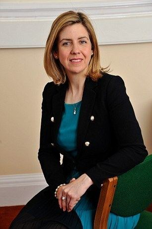 Andrea Jenkyns Andrea Jenkyns the MP who lost her father to superbug vows to clean