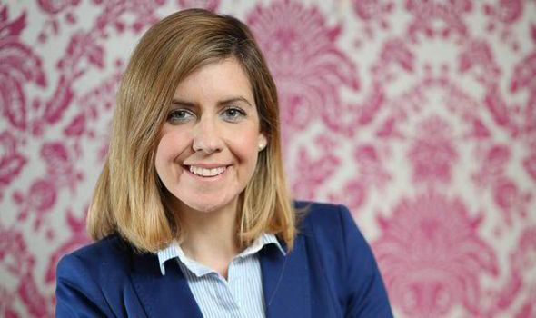 Andrea Jenkyns Tory MP who beat Ed Balls to champion health issues after fathers