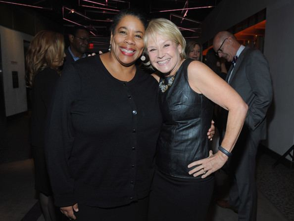 Andrea Joyce Laurel J Richie and Andrea Joyce Photos Zimbio