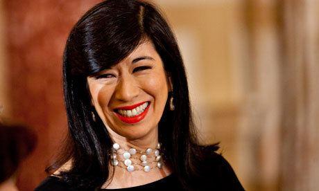 Andrea Jung Andrea Jung Top 100 women Business The Guardian