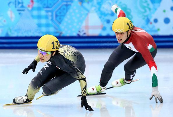 Andrea Keszler Andrea Keszler Photos Photos Winter Olympics Short Track Speed
