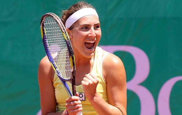 Andrea Koch Benvenuto La chilena Andrea Koch campeona de la Copa Petromil