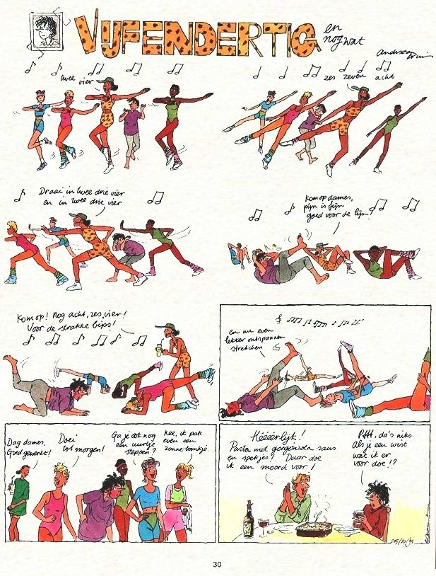 Andrea Kruis Andrea Kruis illustraties stripverhalen BD bandes dessines