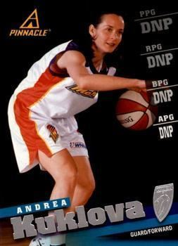 Andrea Kuklova Andrea Kuklova Gallery The Trading Card Database