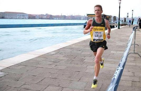 Andrea Lalli Andrea Lalli e la maratona analisi del ritiro a Rotterdam