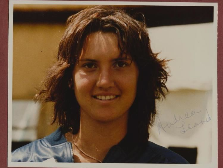 Andrea Leand Andrea Leand US Tennis Player signed large photograph ye50 eBay