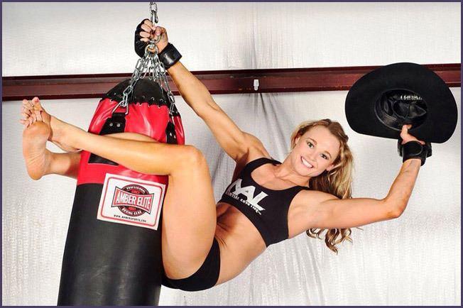 Andrea Lee (fighter) Andrea Lee Awakening Fighter Profile