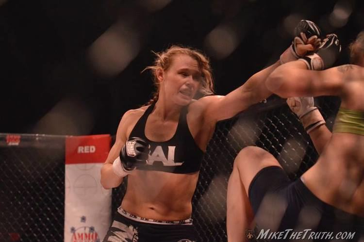 Andrea Lee (fighter) Fighter on the Rise Andrea KGB Lee