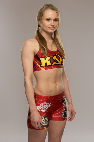 Andrea Lee (fighter) Invicta Fighting Championships Andrea Lee