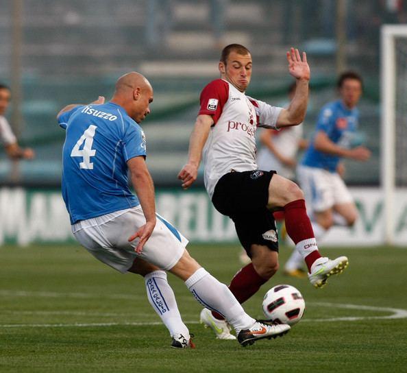 Andrea Lisuzzo Andrea Lisuzzo Pictures Reggina Calcio v Novara Calcio