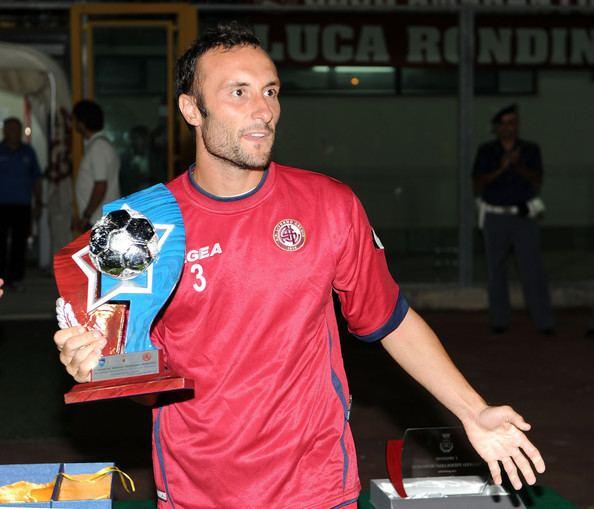 Andrea Luci Andrea Luci Pictures Pescara Calcio v AS Livorno Pre