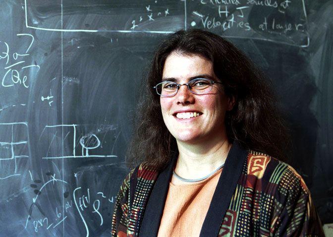 Andrea M. Ghez NOVA Galactic Explorer Andrea Ghez