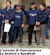 Andrea Manciaracina wwwrepubblicaitonlinecronacagiuffretretrapan