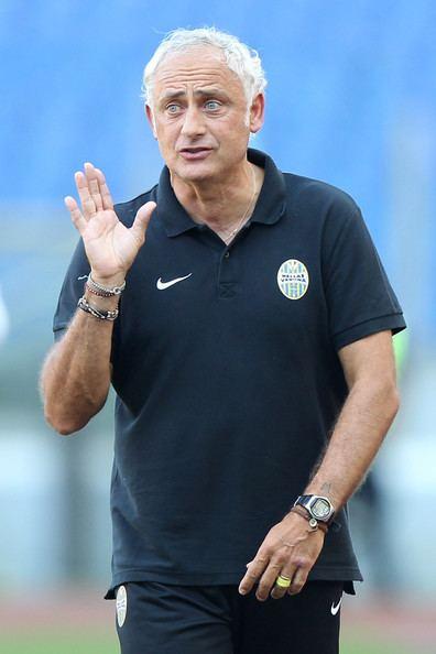 Andrea Mandorlini Andrea Mandorlini Photos AS Roma v Hellas Verona FC
