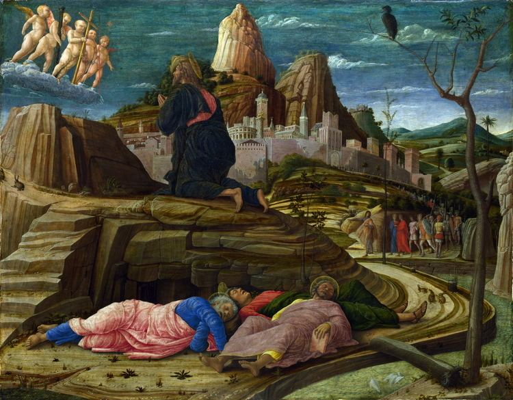 Andrea Mantegna Andrea Mantegna Wikipedia the free encyclopedia