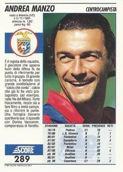 Andrea Manzo wwwtradingcarddbcomImagesCardsSoccer9208920