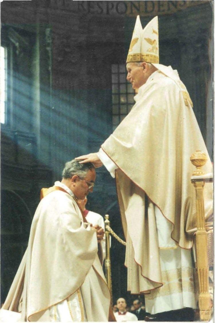 Andrea Maria Erba S E R Monsignor Andrea Maria Erba Famiglia Religiosa del Verbo