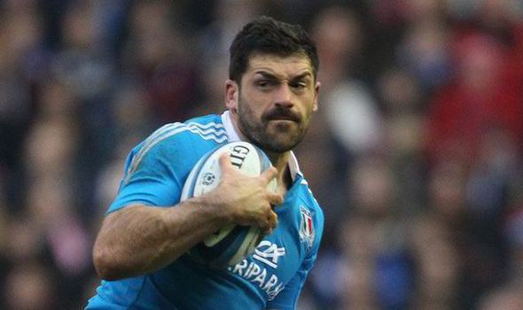 Andrea Masi Andrea Masi knows it39s mission impossible for Italy