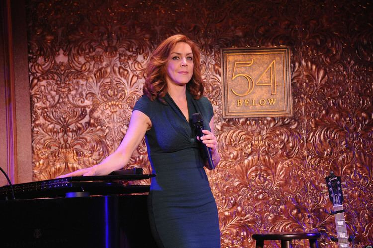 Andrea McArdle Andrea McArdle Broadways Original Annie Hits NYC With 70s And