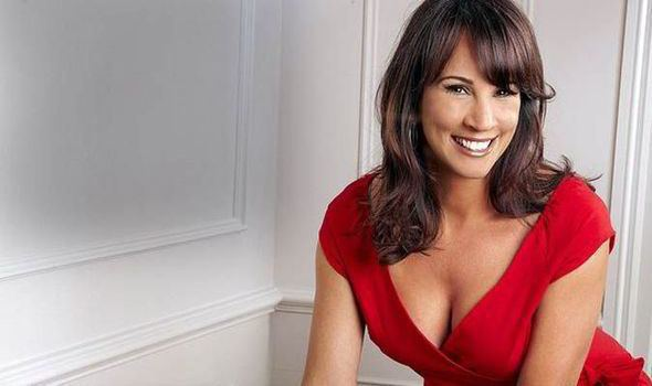Andrea McLean Loose Women anchor Andrea McLean on Botox staying young