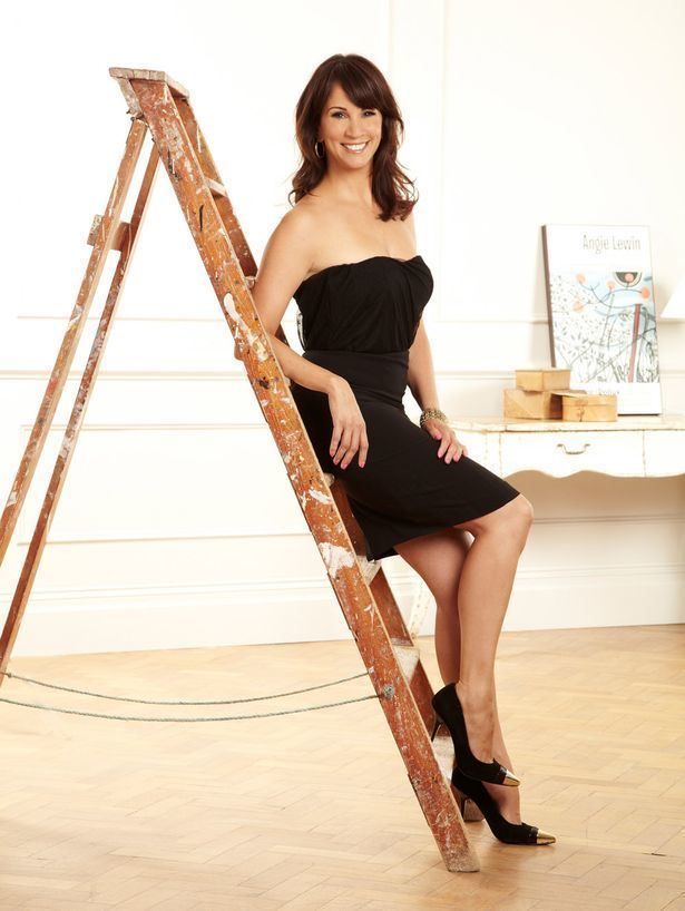 Andrea McLean Andrea McLean happy being single after marriage split