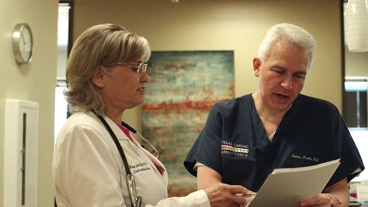Andrea Natale Dr Andrea Natale Texas Cardiac Arrhythmia YouTube