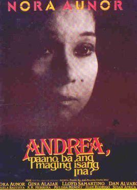 Andrea, Paano Ba ang Maging Isang Ina movie poster