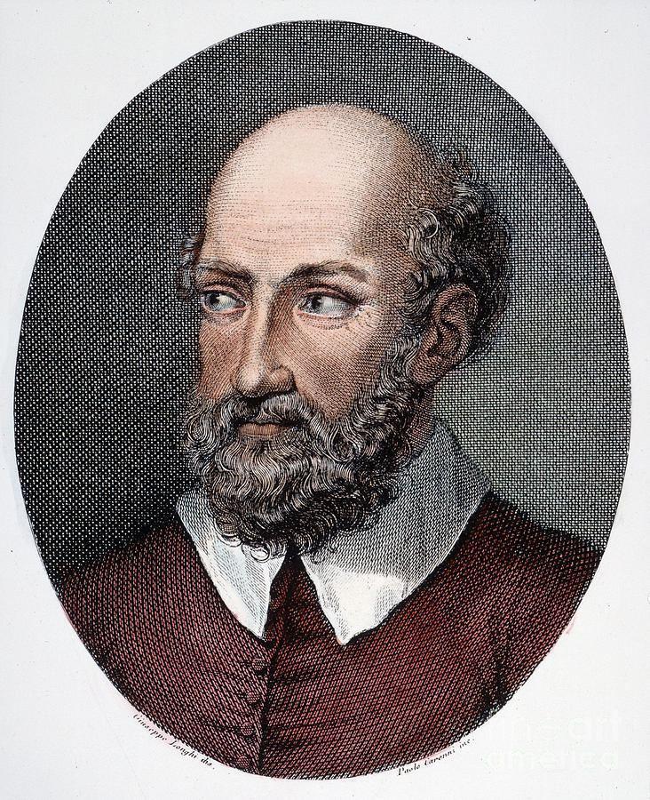 Andrea Palladio Andrea Palladio by Granger