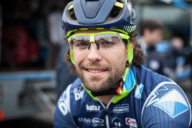 Andrea Pasqualon Fjords Top 10 for Pasqualon in wet opening stage WANTYGROUPE GOBERT