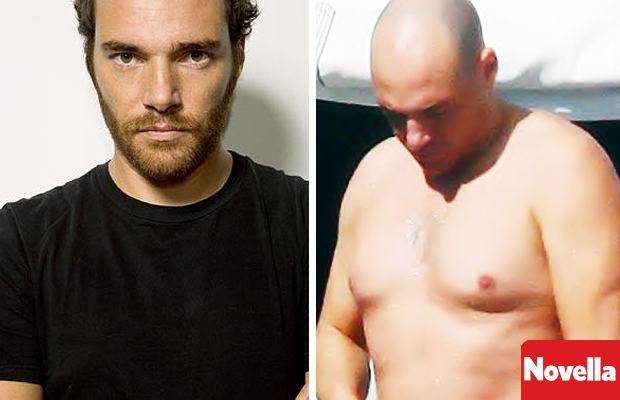 Andrea Pezzi Andrea Pezzi 41 anni 14 chili in pi e pochi capelli e pensare