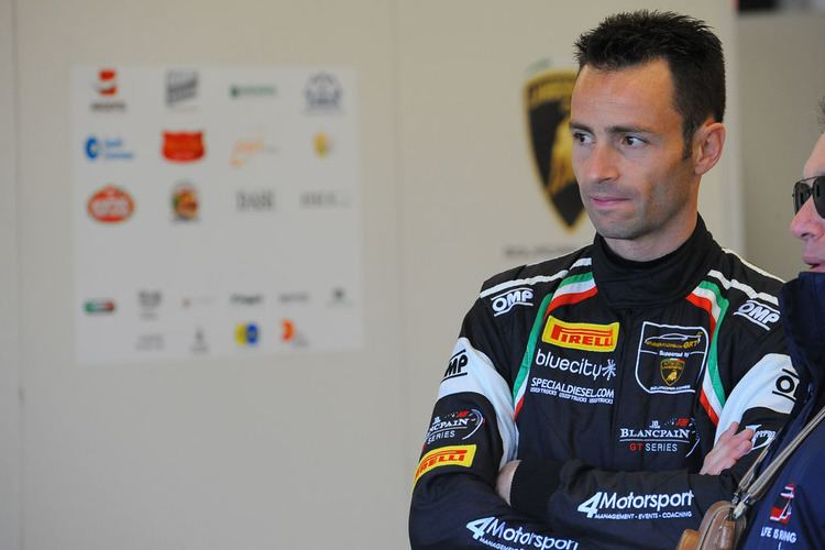 Andrea Piccini 2013 with BMW for Piccini double programme for Nurburgring 24 Hours