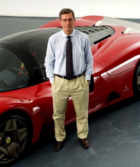 Andrea Pininfarina RIP Andrea Pininfarina Maker of Beautiful Automobiles