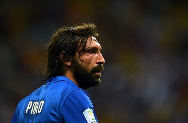 Andrea Pirlo 21 reasons why Andrea Pirlo is the coolest footballer that ever