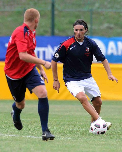 Andrea Pisanu Andrea Pisanu Photos Bologna FC Pre Season Training Zimbio