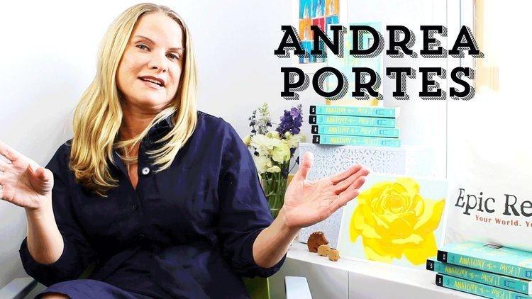 Andrea Portes Epic Author Facts Andrea Portes Anatomy of a Misfit