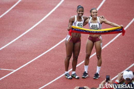 Andrea Purica Purica la joya del atletismo Deportes