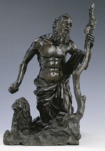 Andrea Riccio Ausstellung Venezianische Bronzen der Renaissance aus