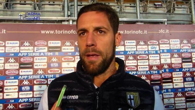 Andrea Rispoli Intervista ad Andrea Rispoli dopo Torino Parma YouTube