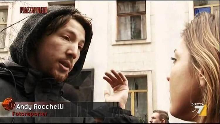 Andrea Rocchelli In ricordo di Andy Rocchelli YouTube