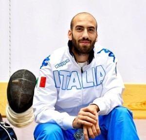 Andrea Santarelli Andrea Santarelli primo folignate alle Olimpiadi il campione di
